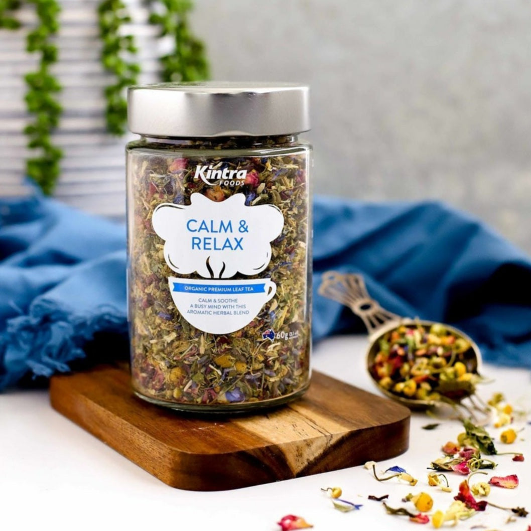 Kintra Herbal Tea - Calm & Relax