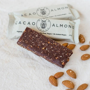 Naked Paleo Wholefood Bars