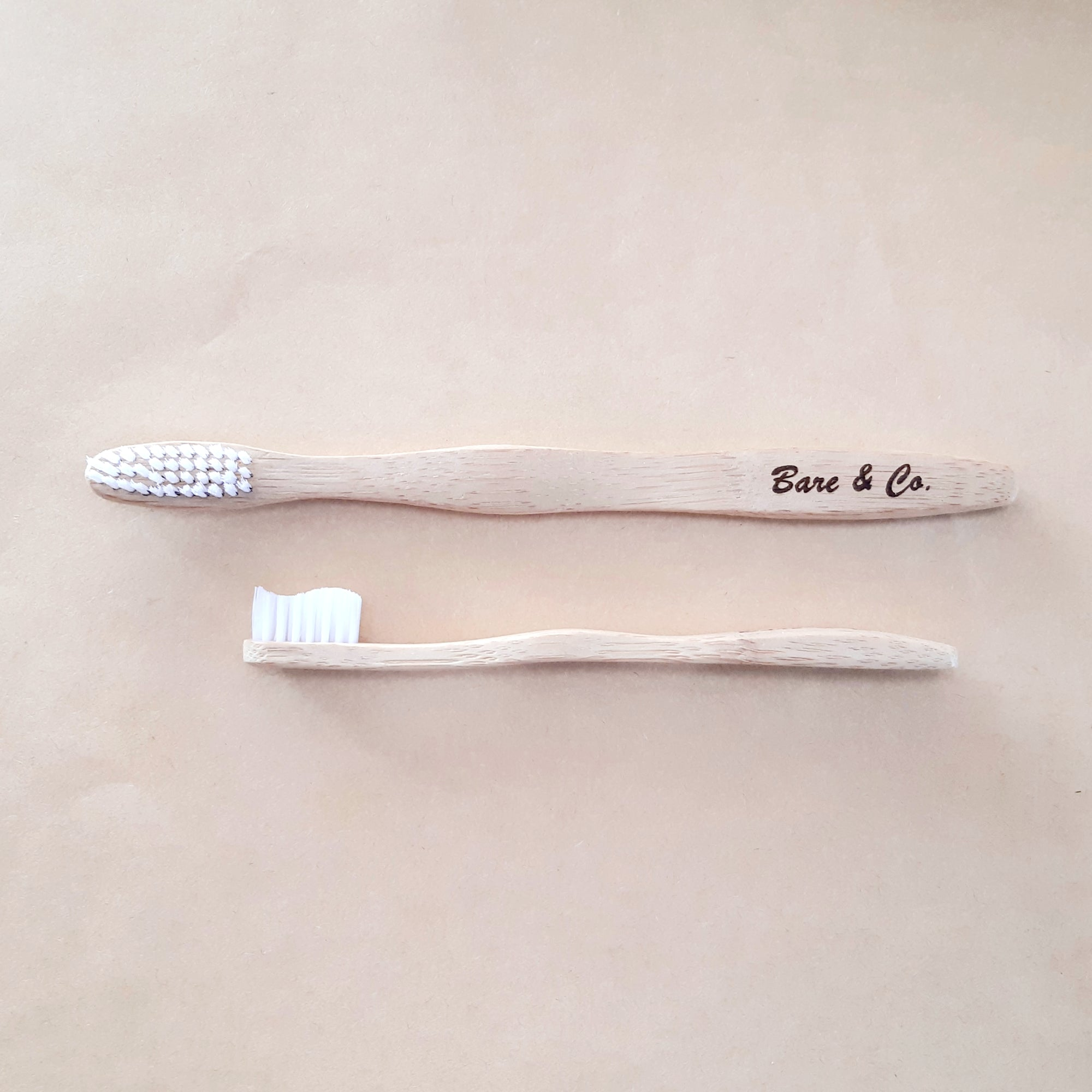 Bare & Co. Bamboo Toothbrush