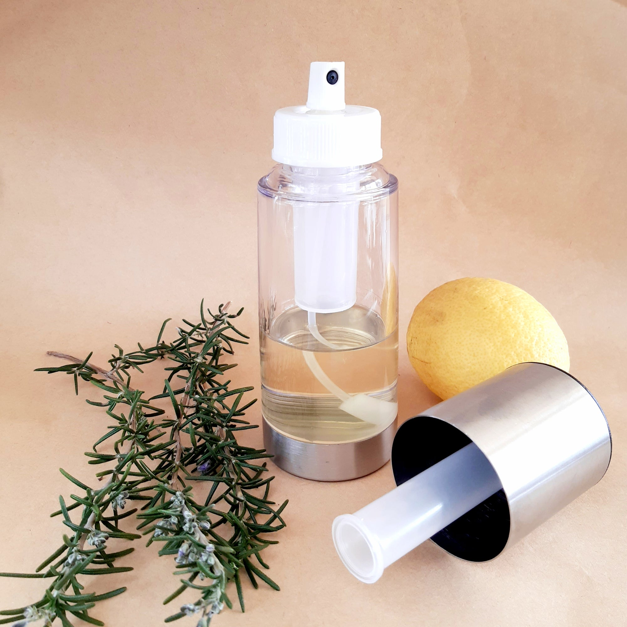 Clear Oil Sprayer Appetito