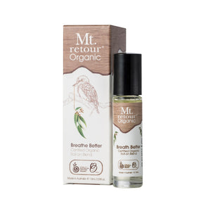 Mt Retour Organic Roll-on 10ml