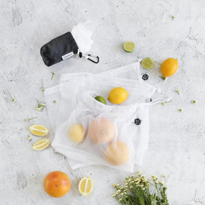Ever Eco RPET Mesh Produce Bags 4 pack