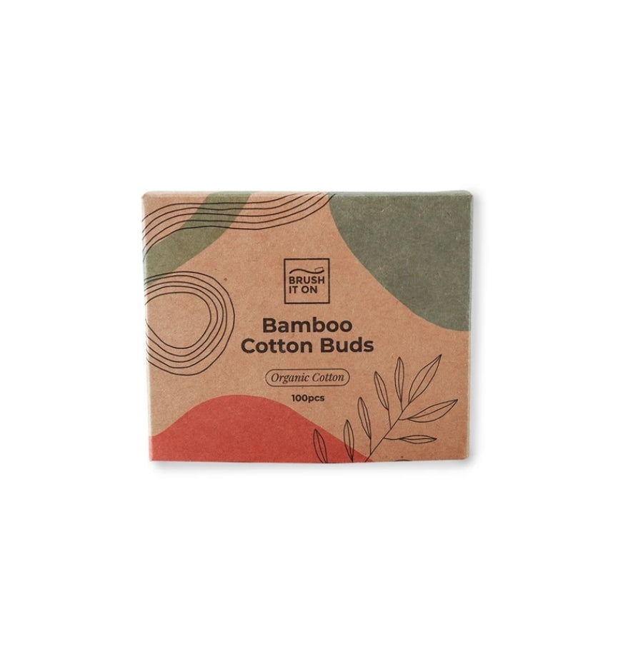 Bamboo Cotton Buds 100pc