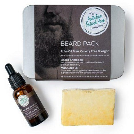 ANSC Beard Care Pack