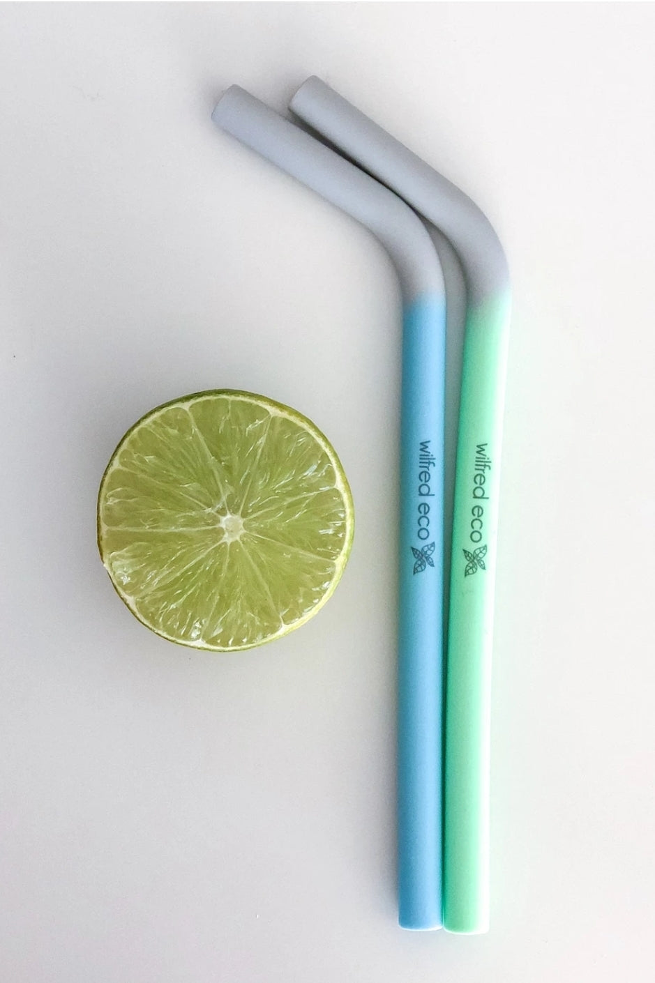 Wilfred Eco Silicone Straws