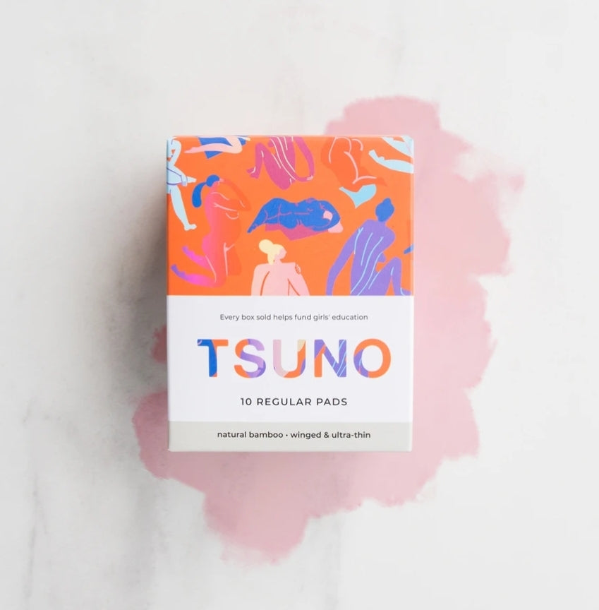 Tsuno Bamboo Regular Pads