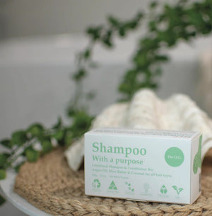 Shampoo with a Purpose
