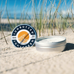 Sunbutter Natural Sunscreen 100g