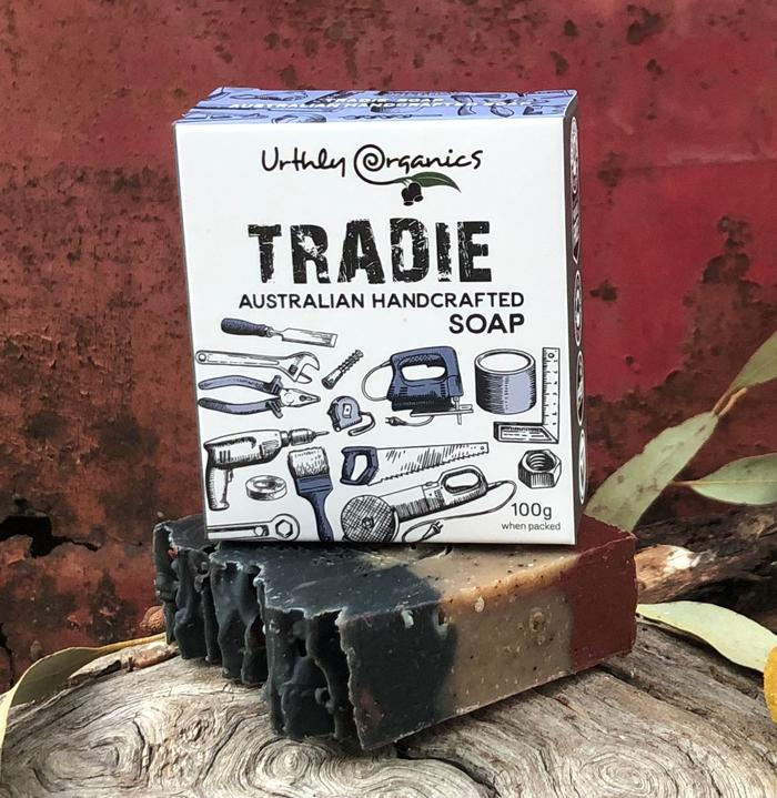 Tradie Soap 100g by Urthly Organics