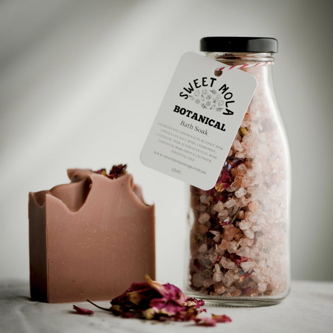 Sweet Nola Botanical Bath Soak