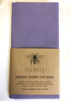 Eco Patch Large Reusable Food Wrap
