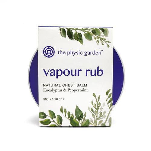 The Physic Garden Vapour Rub