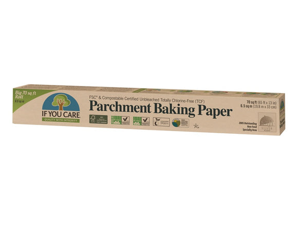 If You Care Baking Paper 21m Roll