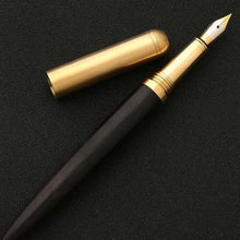 Load image into Gallery viewer, Wooden Fountain Pen - CitiesAway
