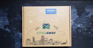Monthly Subscription Box - CitiesAway