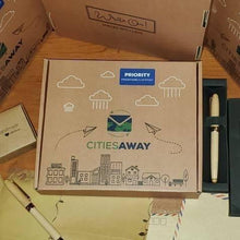 Load image into Gallery viewer, Monthly Subscription Box - CitiesAway