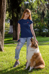 Crazy Dog Lady - T-Shirt