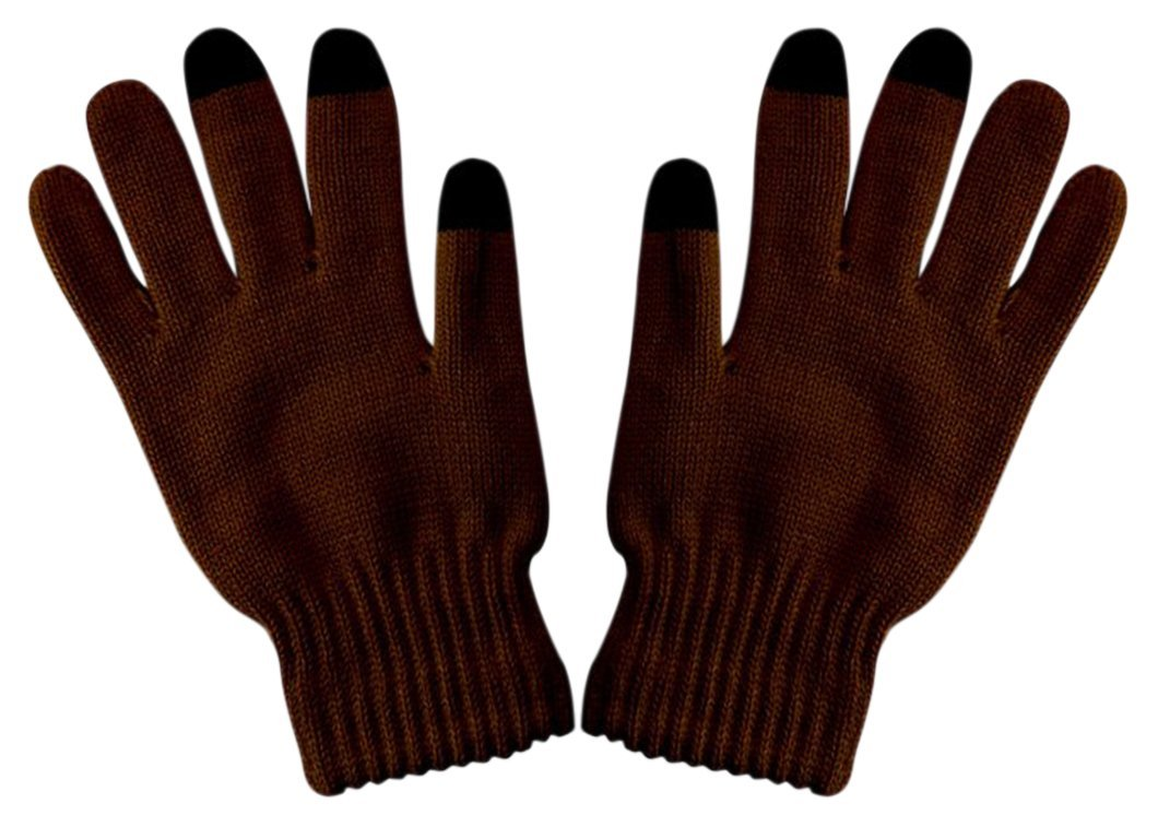 Unisex Warm Knitted Texting Gloves for Iphone