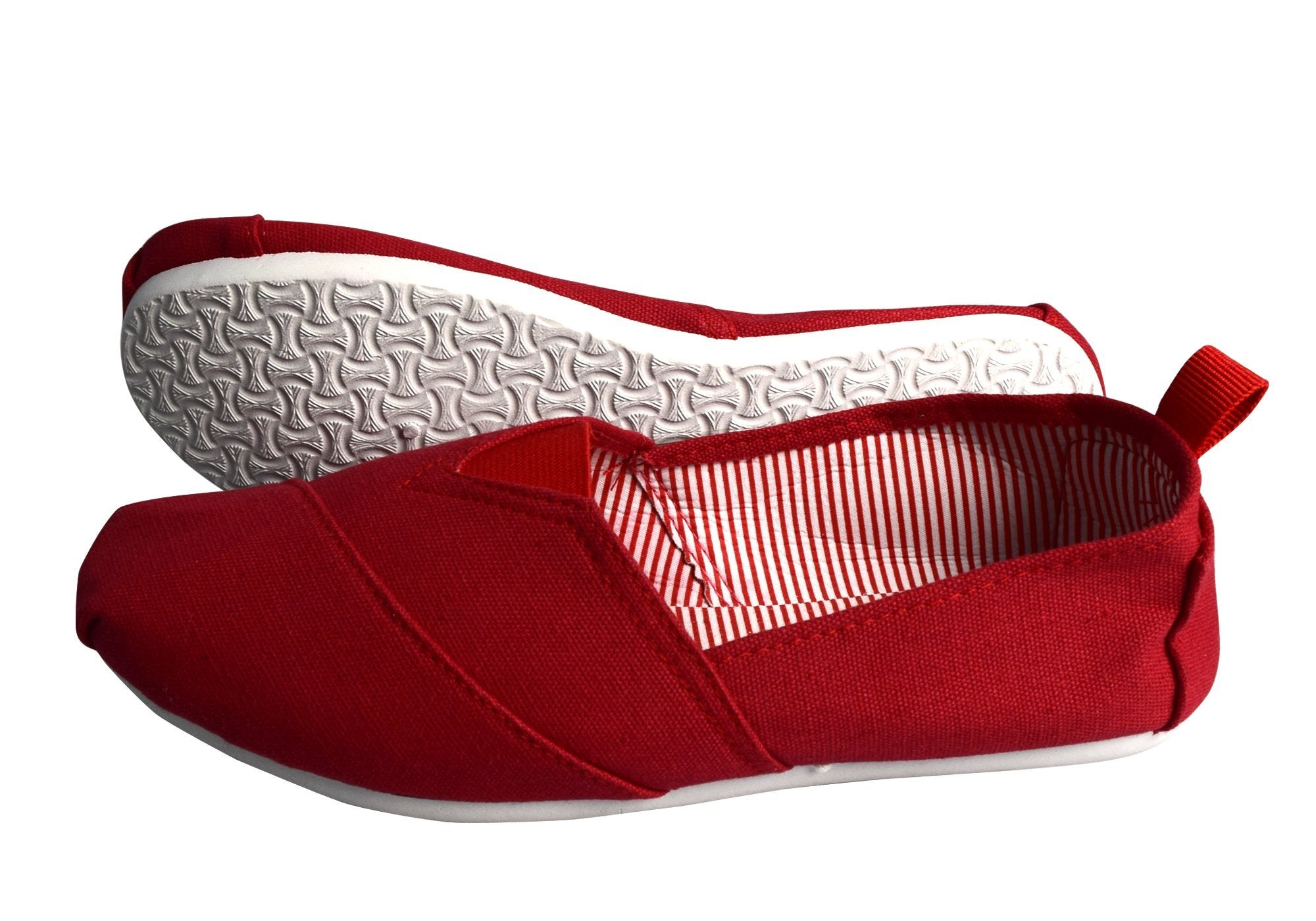 Striped Casual Summer Breathable Tennis Slip On
