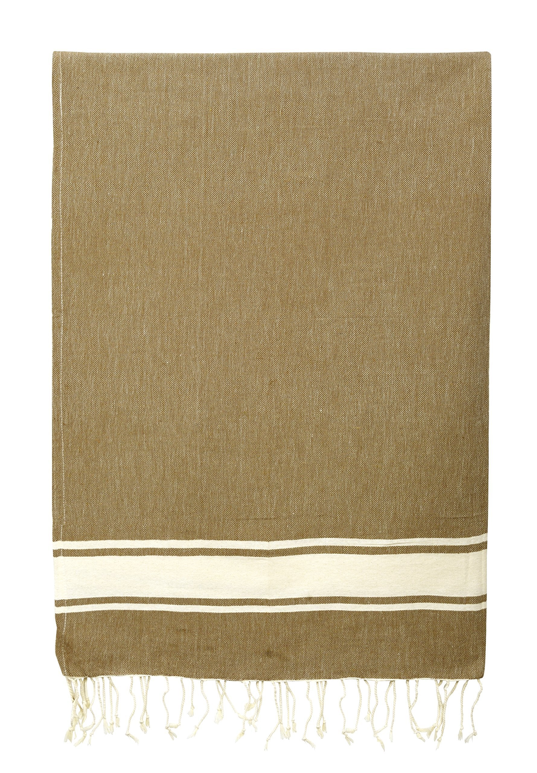 100% Cotton Double Layer Turkish Pestemal Towels