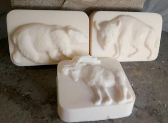Hunters Soap - dirt soap - scent masking soap -