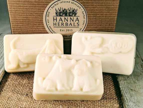 Dog Shampoo Bar - shampoo bar - shampoo - natural