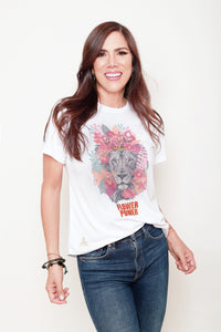 T-shirt - Camiseta - Flower Power