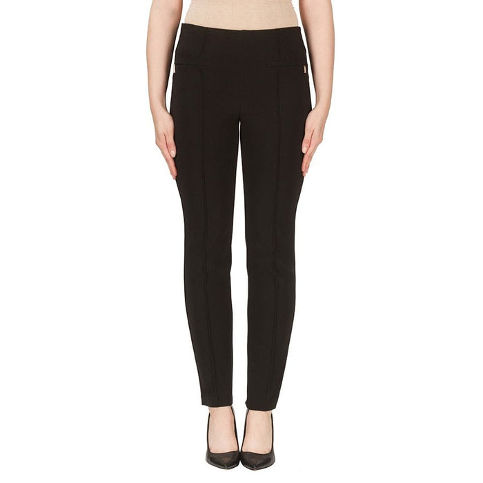 Joseph Ribkoff Pleated Slip-On Ankle Pants 171094 NEW