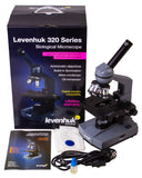 Levenhuk 320 BASE Biological Monocular Microscope