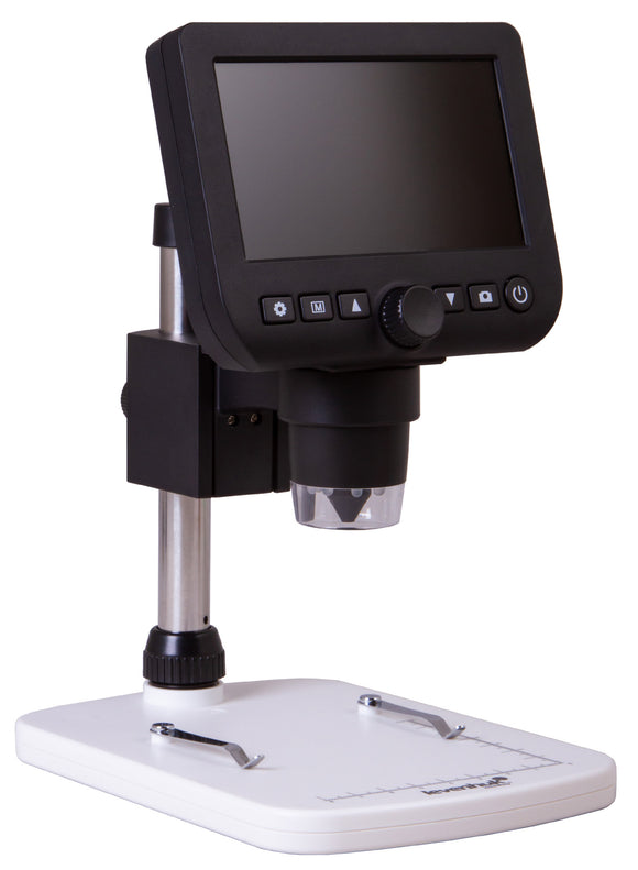 Magnification: 20–600x. Digital USB microscope with an LCD screen and a 0.3MP camera