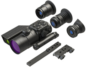 A-TMD-55* - Universal Thermal Modular Device (3-in-1: 3.5-14x55 riflescope/monocular + clip-on)