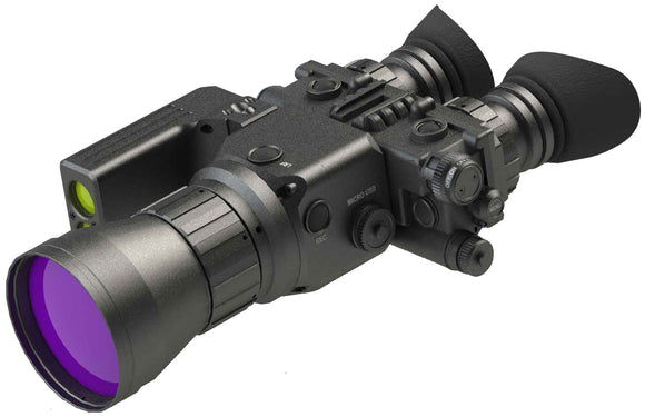 D-80* - Long Range Thermal Binocular (6-24x80), with built-in 1600yds laser rangefinder