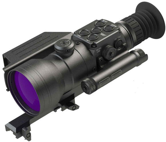 G-75* - Long Range Thermal Riflescope (5.5-22x75) with built-in 750yds Laser Rangefinder