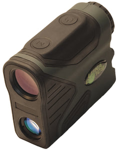 LRF2400M-PRO - NEW Waterproof Rangefinder Monocular with Ballistic Calculator APP, 2400yds w/OLED display (7x24)