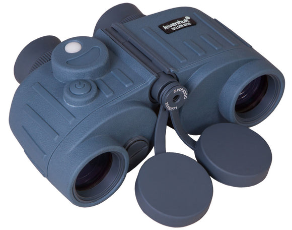 Marine binoculars in a waterproof floating body. Magnification: 8x. Objective lens diameter: 30mm.