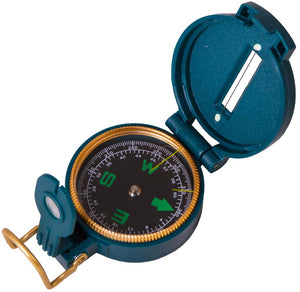 Classic compass with sighting slot
