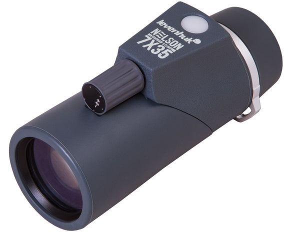 Marine monocular. Magnification: 7x. Objective lens diameter: 35 mm
