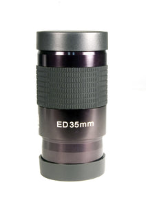 Long focal length eyepiece. Focal length: 35 mm
