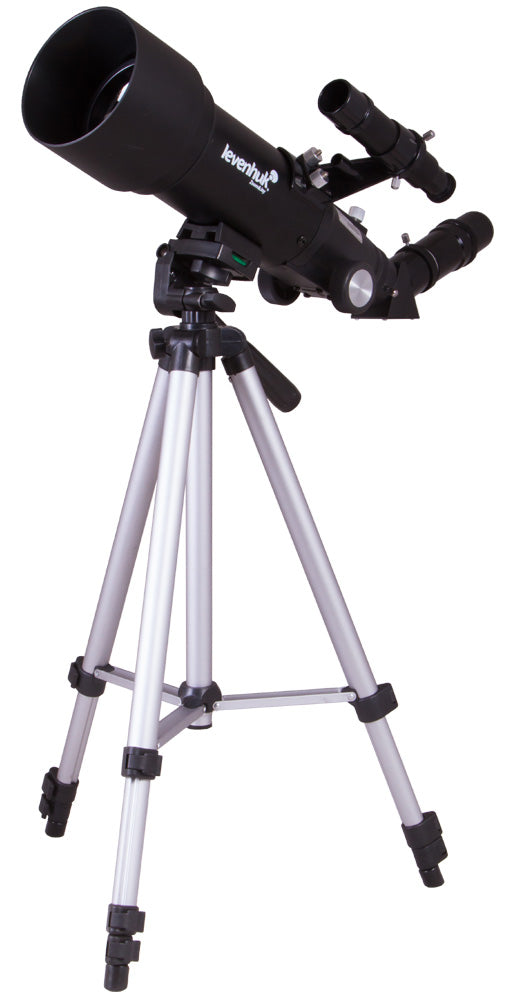 Refractor. Objective lens diameter: 70 mm. Focal length: 400 mm