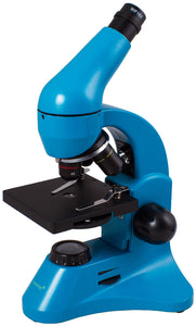 Perfect gift for a biology enthusiast. Experiment kit included. Magnification: 64–1280x.