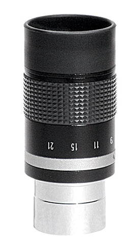 Varied focal-length eyepiece for any telescope