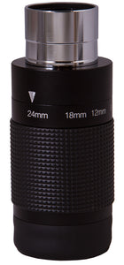 Varied focal length eyepiece, for any telescope.