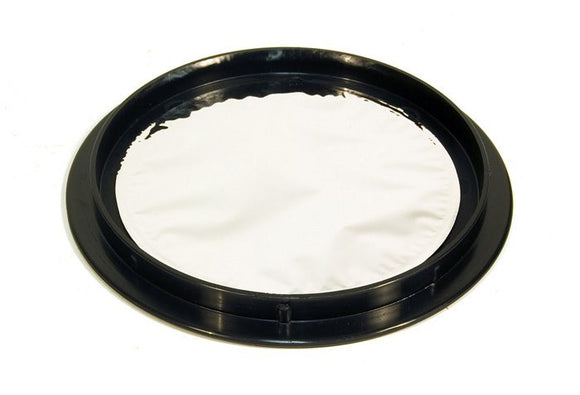 Full aperture solar filter for safe observations of the Sun: 100/146 mm