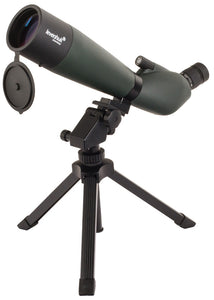 High level of detail and reliability. Magnification: 20–60x. Objective lens diameter: 70 mm