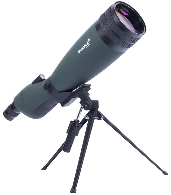 Powerful, high-quality, reliable. Magnification: 25–75x. Objective lens diameter: 90 mm
