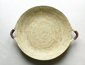 Table Basket with Handles / Corbeille de Table avec Anses