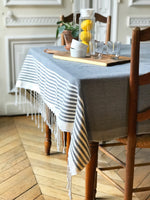 Moroccan Cotton Tablecloth - Extra Large