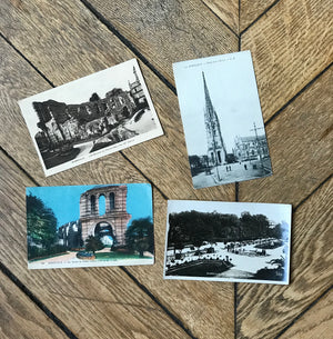 French Vintage Postcards