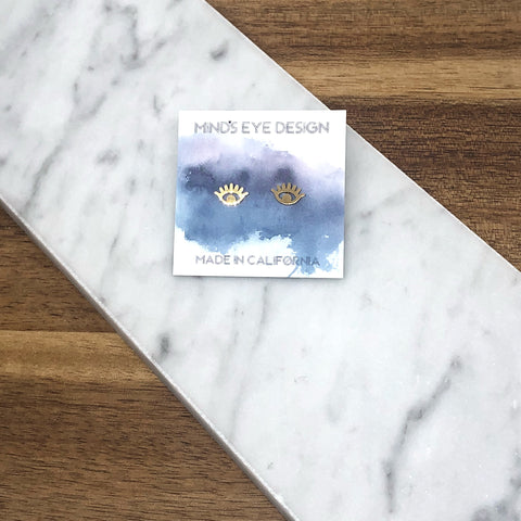 Mind's Eye Design - Eye Stud