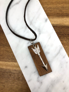 Arlo Arrow Necklace